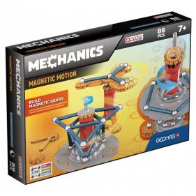 Geomag - Mechanics Magnetic Motion 86pcs