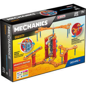 Geomag - Gravity Motor System 169