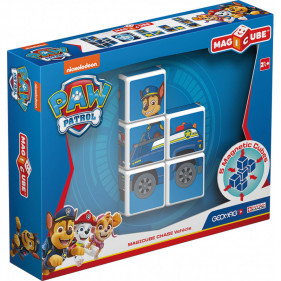 MAGICUBE Paw Patrol  Chase's Police Truck