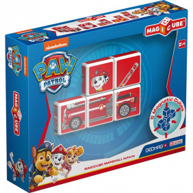 MAGICUBE Paw Patrol  Marshall's Fire Truck