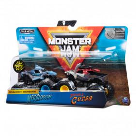 Monster Jam 1:64 2 Packs (Double Down Showdown)