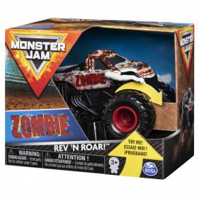 Monster Jam 1:43 (Rev & Roar) Trucks Zombie