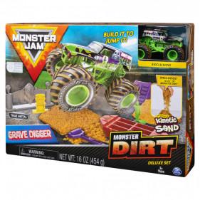 Monster Jam Kinetic Dirt Deluxe Sets