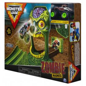 MNJ 1:64 Basic  Stunt Playsets  (Zombie Zone)