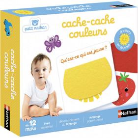 Petit Nathan - Cache-cache couleurs