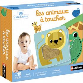 Petit Nathan - Les animaux à toucher