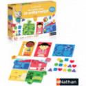 Jeux éducatifs pour enfants - La petite école 2 à 4 ans - En route vers la maternelle - Livraison rapide Tunisie