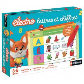 Electro Lettres et chiffres