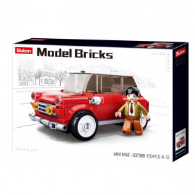 Model Bricks Cars - Mini car
