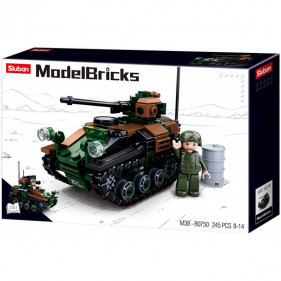 Model Bricks Army - Armoured Weapons Carrier