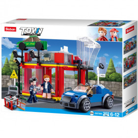 Town Sluban Garage - Automobile Sales Servicshop