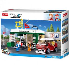 Town Sluban Garage - Petrol Station