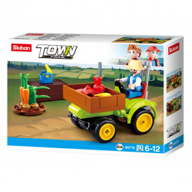 Town Farm - Fruit Cart