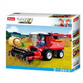 Town Farm - Combine Harvester