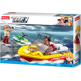 Plage : Speed Boat