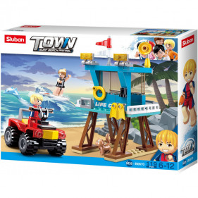 Plage : Rescue Tower