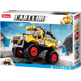 Cars : Offroad - Yellow