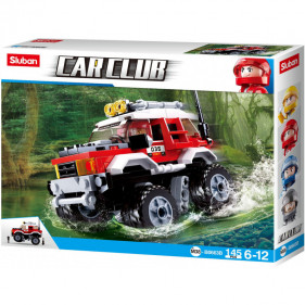 Cars : Offroad - Red