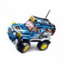 Jeux de construction pour enfants - Cars : Offroad - Blue - Livraison rapide Tunisie