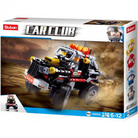 Cars : Offroad - Black