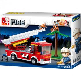Pompier : Fire Aerial Ladder