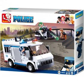 Police : Prison Transporter