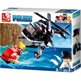 Police : ME Helicopter