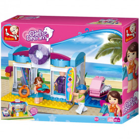 Girls : Beach Shop
