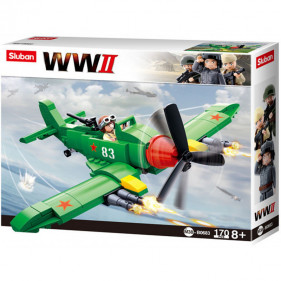 Sluban WWII - Allied Ground-Attack Aircraft