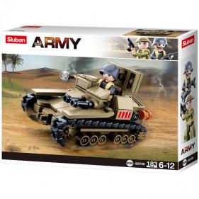 Sluban Army - Small Italian Tank