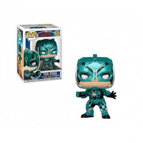 POP Marvel : Captain Marvel - Star Commander
