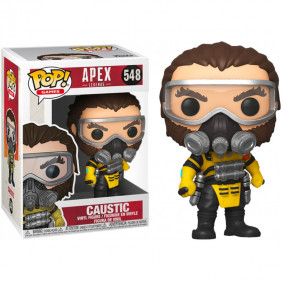 POP Apex Legends : Caustic