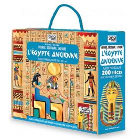 Puzzle coffret - L'Egypte ancienne