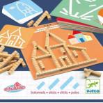 Jeux éducatifs pour enfants - EDULUDO - Sticks - Livraison rapide Tunisie