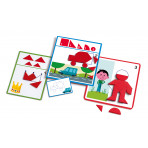 Jeux éducatifs pour enfants - EDULUDO - Formes - Livraison rapide Tunisie