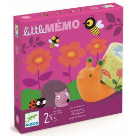 JEU DES TOUT-PETITS - Little mémo