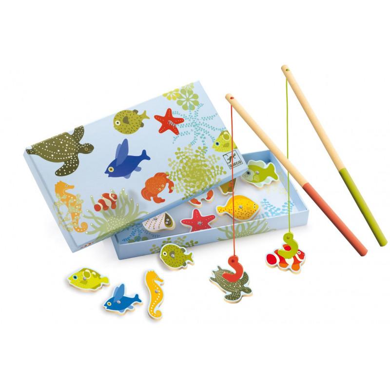Jeu de pêche - Fishing tropic