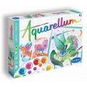 """Loisirs créatifs pour enfants - AQUARELLUM """"Licornes & Pégases"""" - Livraison rapide Tunisie"""