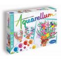 """Loisirs créatifs pour enfants - AQUARELLUM """"Cerfs enchantés"""" - Livraison rapide Tunisie"""