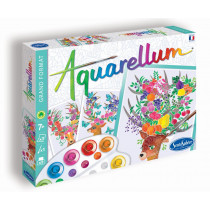 "AQUARELLUM ""Cerfs enchantés"""