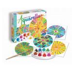 """Loisirs créatifs pour enfants - AQUARELLUM """"MANDALAS AFRICAINS"""" - Livraison rapide Tunisie"""