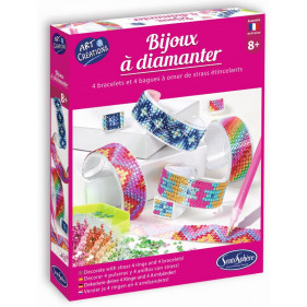 COFFRET BIJOUX A DIAMANTER