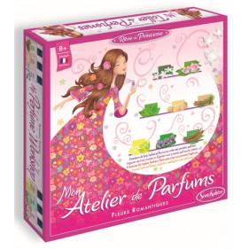 ATELIER DE PARFUMS - FLEURS D'ORIENT