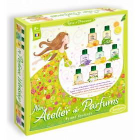 ATELIER DE PARFUMS - FLEURS FRAÎCHES
