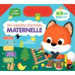 Livres pour enfants - Activité - Ma valisette d'activités maternelle - 4/5 ans MS à GS - Livraison rapide Tunisie