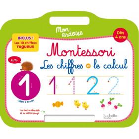 Ardoise Montessori - Chiffres et calcul