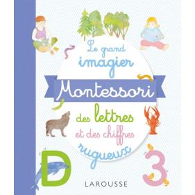 Larousse - Mon grand imagier Montessori
