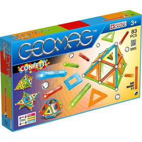 Geomag - Confetti 83