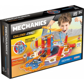 Geomag - Mechanics Challenge Strike