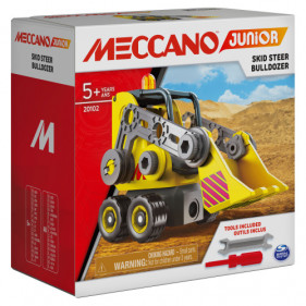 Meccano Junior - Bulldozer